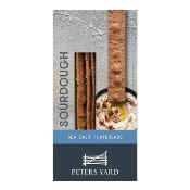 Peter's Yard - Sourdough Flatbreads 'Sea Salt' (6x115g)