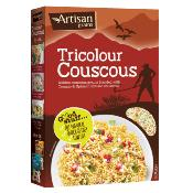 Artisan Grains - Tricolour Couscous (6x200g)