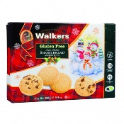 Walkers - Gluten Free Shortbread Assortment (12x280g)