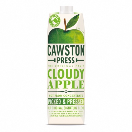 Cawston Press - Apple Juice (6x1ltr)