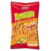 Lorenz - Pomsticks Hot & Spicy (12x85g)