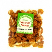 Sunrize Snacks Chilli Crackers (12x200g)
