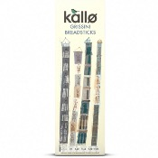 Kallo Grissini - Traditional Breadsticks (12x125g)