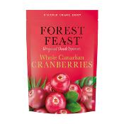 Forest Feast - Whole Canadian Cranberries (6x170g)