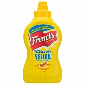French's - Classic Yellow American Mustard (8x226g)