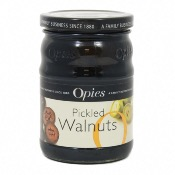 Opies - Pickled Walnuts in malt vinegar (6x390g)