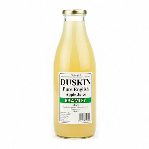 Duskin Bramley Apple Juice - Sharp (6x1ltr)