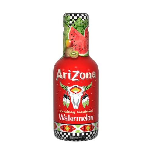 AriZona - Cowboy Cocktail 'Watermelon' (6x500ml)