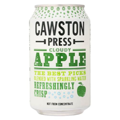 Cawston Press - Cloudy Sparkling Apple (24x330ml)