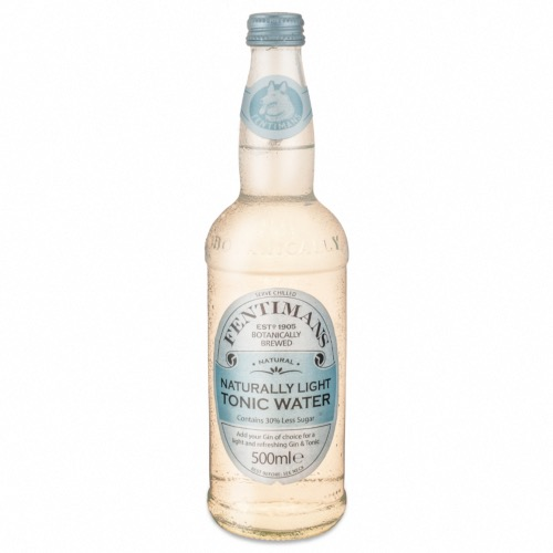 Fentimans - LIGHT Tonic Water (8x500ml)