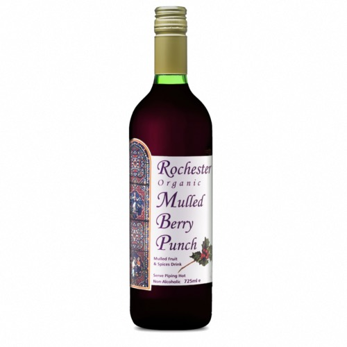 Rochester - Organic Mulled Berry Punch (12x725ml)