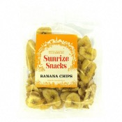 Sunrize Snacks Banana Chips (12x100g)