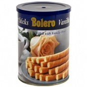 Bolero Rolled Wafer - Cocoa (6x400g)