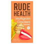 Rude Health - GF Organic Multigrain Crackers (5x160g)
