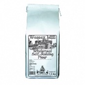 Wessex Mill Flour - Wholemeal Self Raising (5x1.5kg)