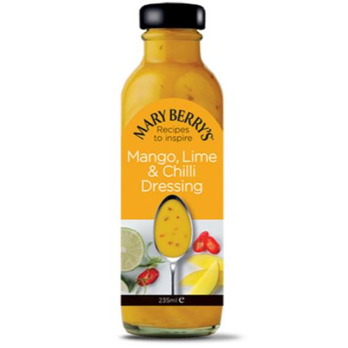 Mary Berry's - Mango, Lime & Chilli Dressing (6x235ml)
