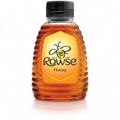 Rowse - 'Squeezy' Honey Clear (6x340g)