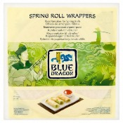 Blue Dragon - Spring Roll Wrappers (12x134g)