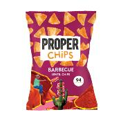 PROPERCHIPS - GF Barbecue Lentil Chips (8x85g)
