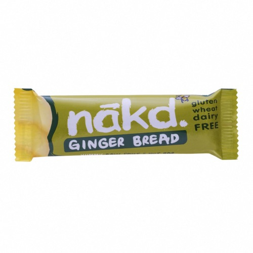 Nakd - GF Bars 'Ginger Bread' (18x35g)