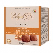 Belgid'Or - Belgian Cocoa dusted Salted Caramel (12x200g)