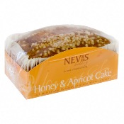 Nevis Bakery - Honey & Apricot Cake (12's)