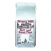 Wessex Mill Flour - Malt Loaf Bread (5x1.5kg)