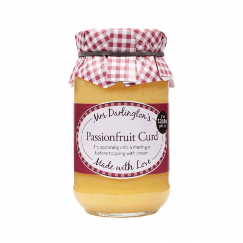 Mrs Darlington - Passionfruit Curd (6x320g)