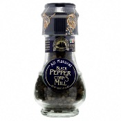 Drogheria & Alim - Black Peppercorns Mill (6x45g)