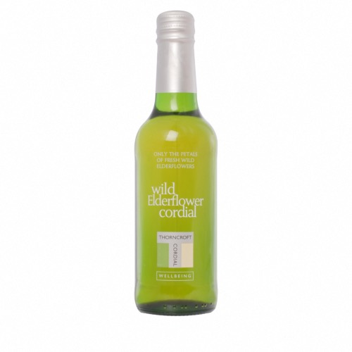 Thorncroft - Elderflower Cordial (6x330ml)