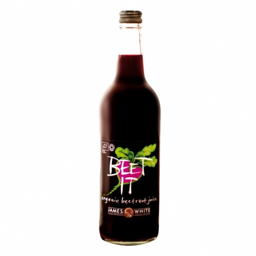 James White - 'Beet It' Organic Beetroot Juice (6x75cl)