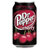 Dr Pepper U.S. - Cherry Soda (24x355ml)
