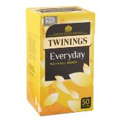 Twinings Tea Bags - Everyday 50's (4x50's)