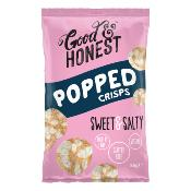 Good & Honest - GF Popped Chips 'Sweet & Salty'' (8x85g)