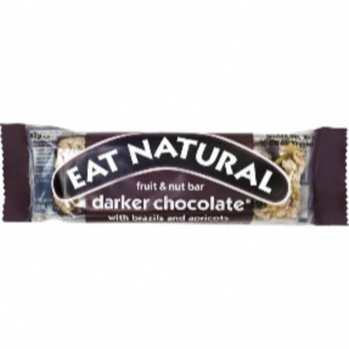 Eat Natural - GF Dark Choc 70% Brazil/ Apricot (12x45g)