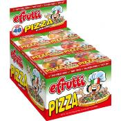 efrutti - GF Gummi Pizza Display (48x15.5g)