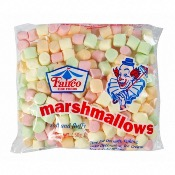 Fairco Marshmallows Mini Coloured (24x150g)