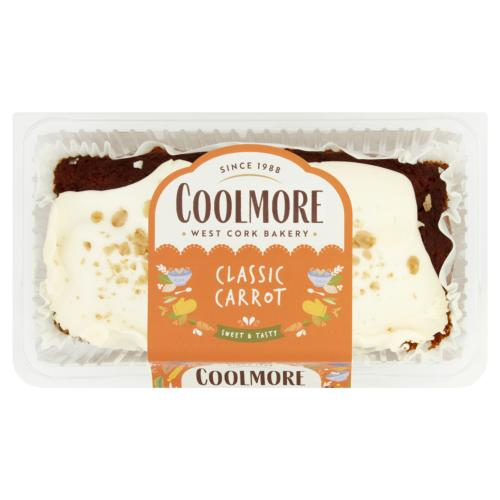 Coolmore - Classic Carrot Cake (6x400g)