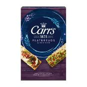 Carr's - 'Flatbreads' Mixed Seed (5x150g)