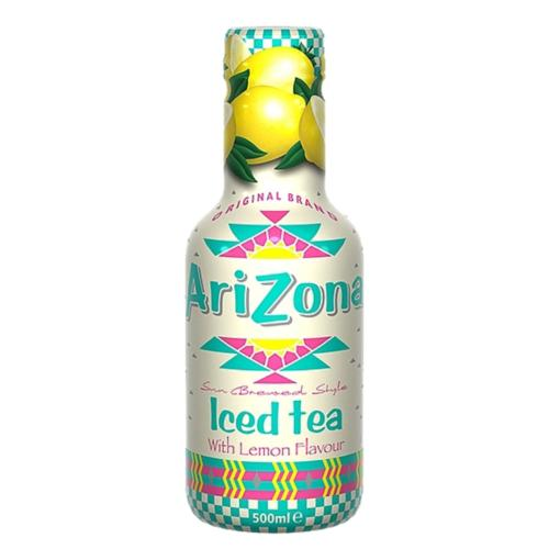 AriZona Iced Tea with Lemon (6x500ml)