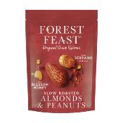 Forest Feast - Slow Roasted Almonds & Peanuts (8x120g)