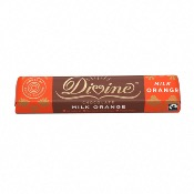 Divine - SMALL Orange Milk Chocolate (30x35g)