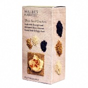 Miller's Harvest - Three Seed Crackers