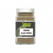 Green Cuisine - Pepper Black Ground (6x65g)