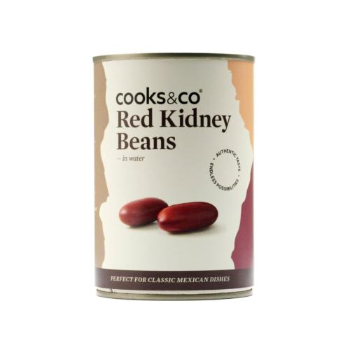 Cooks & Co - Red Kidney Beans (12x400g)
