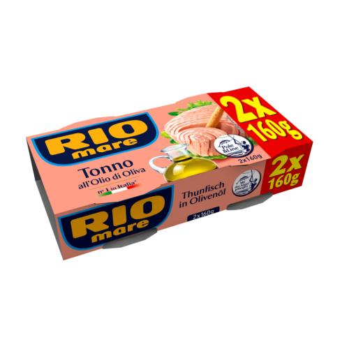 Rio Mare - Tuna in Olive Oil 'Two Pack' (24x2x160g)