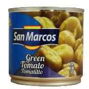 San Marcos GF - Tomatillo 'Whole Green Tomatoes' (12x312g)