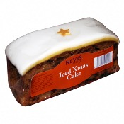 Nevis Bakery Iced Xmas Rich Fruit Cake