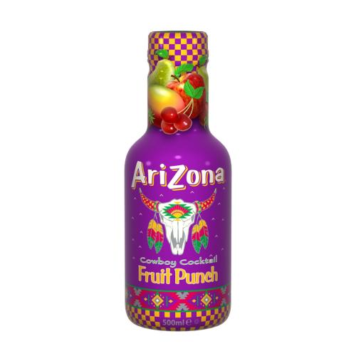 AriZona - Cowboy Cocktail 'Fruit Punch' (6x500ml)