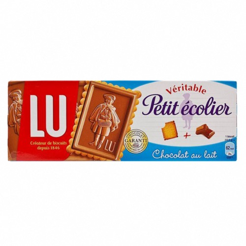 LU - Petit ecolier Milk Chocolate (14x150g)